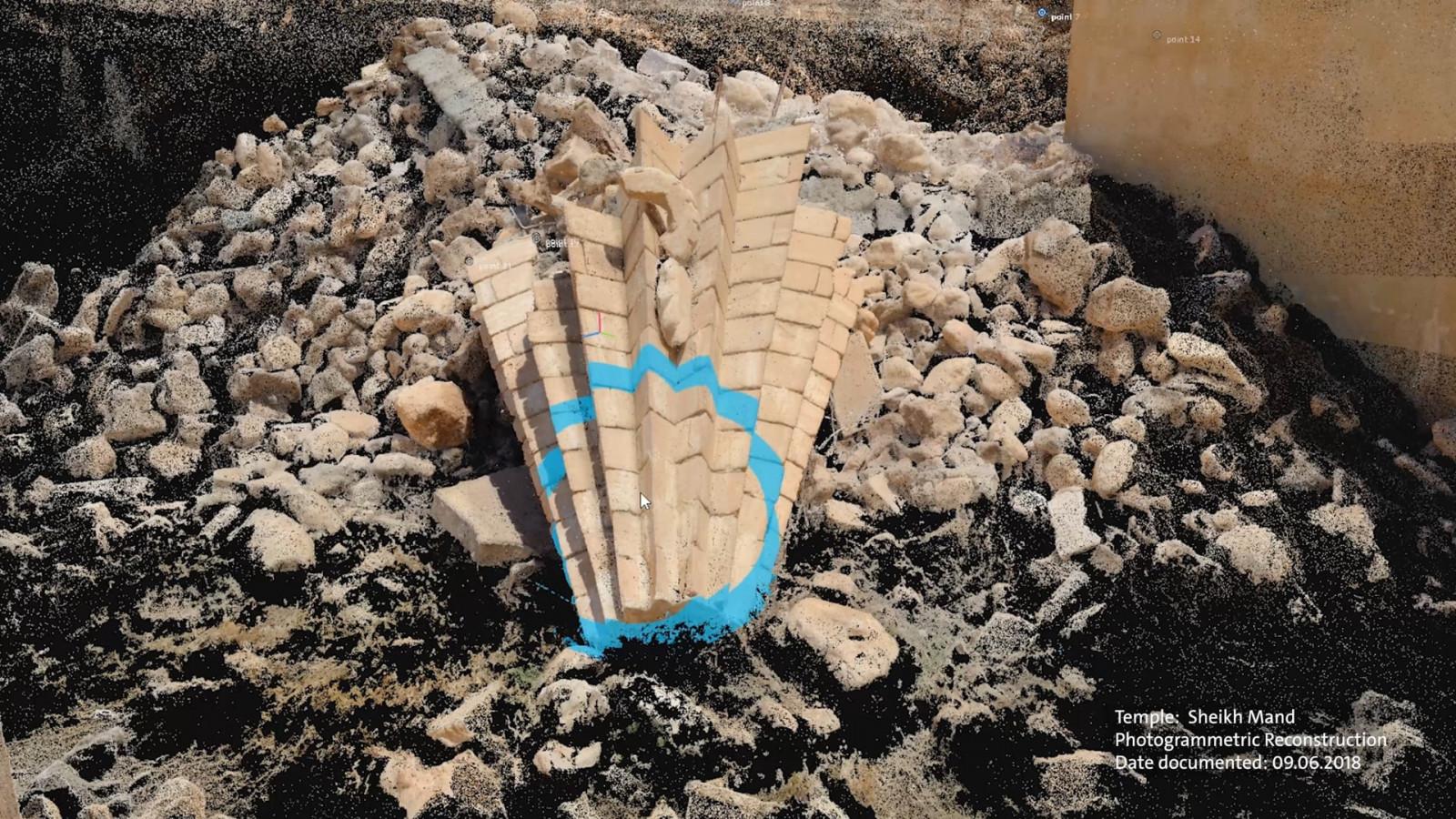 Maps of Defiance: The Destruction of Yazidi Cultural Heritage