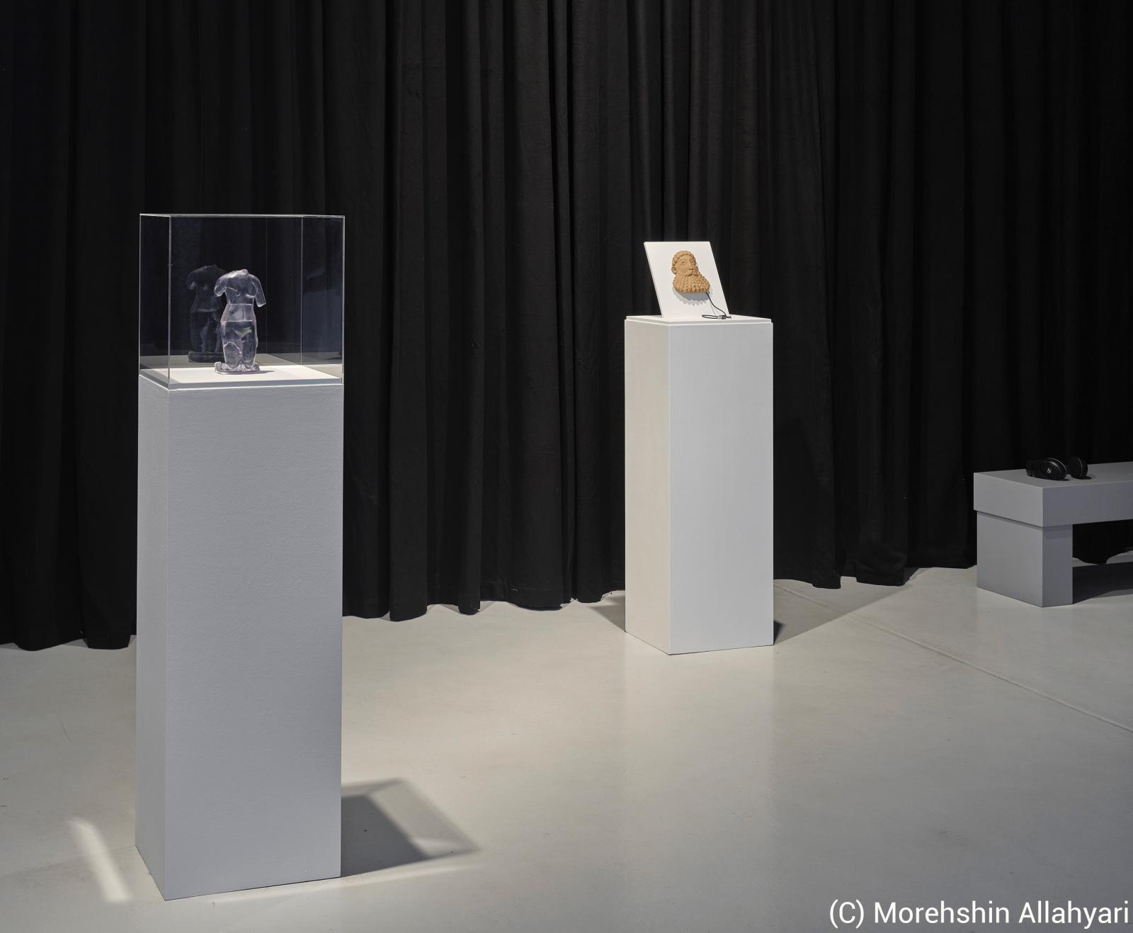 Venus - Exhibition view